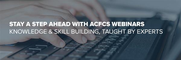 ACFCS Banner for Webinar